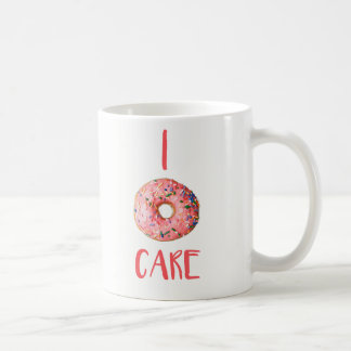 GENYOLO I Donut Care Cup (I Do Not Care)
