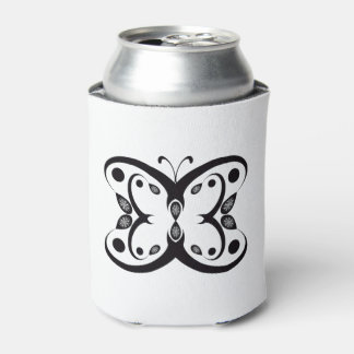Geo Butterfly Can Cooler