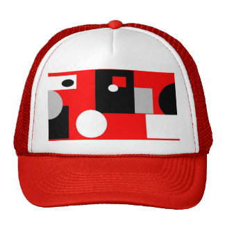 Geo-Graphic Hats