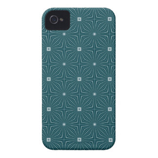 Geo Teal Case-Mate iPhone 4 Case