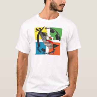GEOCACHE CALIFORNIA MOTTO EUREKA T-Shirt