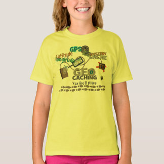 Geocache Fever Kids - Customize Geo Number T-Shirt
