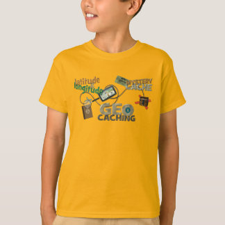 Geocache Fun T-Shirt