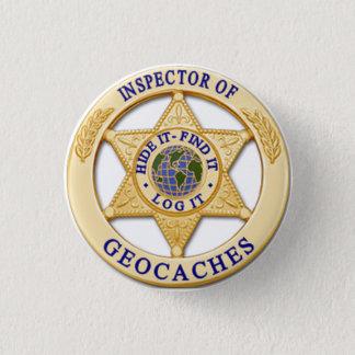 Geocache Inspector -Hide, Find,Log Badge