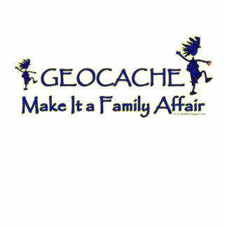 Geocache - Make It a Family Affair Photo Sculptures