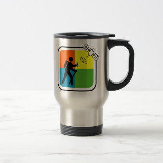 GeoCacher Travel Mug
