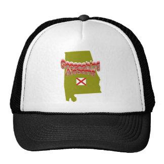 Geocaching Alabama Hat