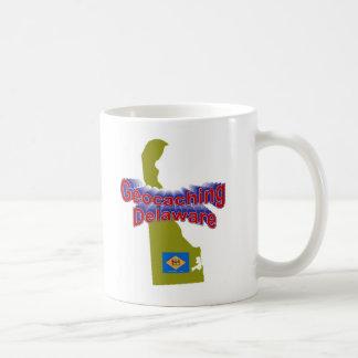 Geocaching Delaware Cup Mug