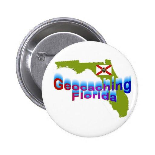 Geocaching Florida Button
