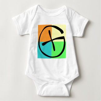 Geocaching Gear Baby Bodysuit