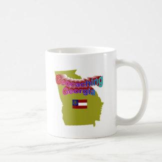 Geocaching Georgia Cup Coffee Mug