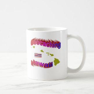 Geocaching Hawaii Cup Coffee Mugs