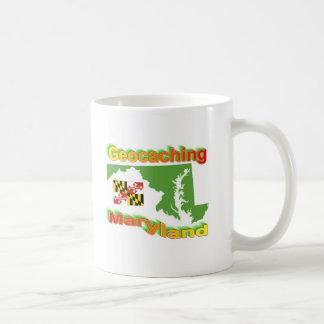 Geocaching Maryland Cup Mug
