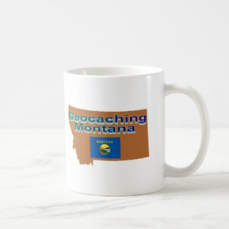 Geocaching Montana Cup Coffee Mug