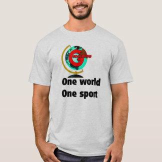 Geocaching one world one sport T-Shirt