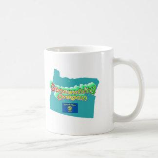 Geocaching Oregon Cup Coffee Mugs