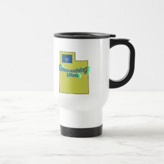 Geocaching Utah Mug