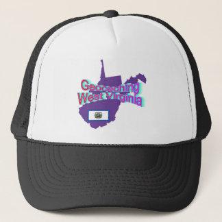 Geocaching West Virginia Hat