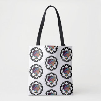 Geode  Tote Three