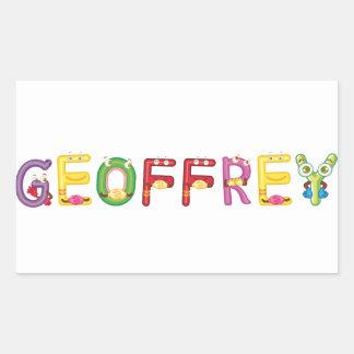 Geoffrey Sticker