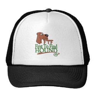 GEOGACHING FTF HOUND CAP