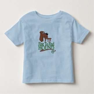 GEOGACHING FTF HOUND TODDLER T-Shirt