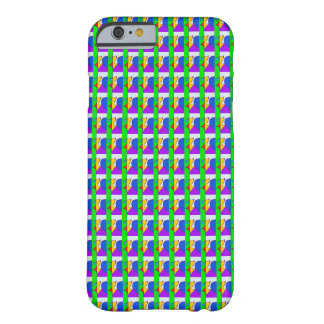 Geographical Summer Barely There iPhone 6 Case