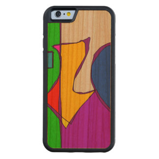 Geographical Summer Cherry iPhone 6 Bumper
