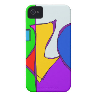 Geographical Summer iPhone 4 Cases
