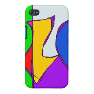 Geographical Summer iPhone 4 Cover