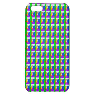 Geographical Summer iPhone 5C Cases