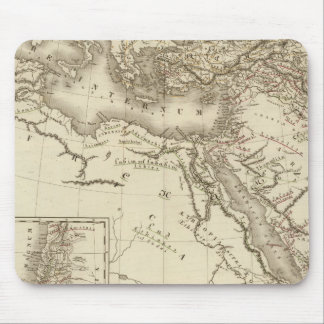 Geography of Hebrews Mouse Pad