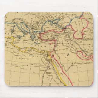Geography of Herodotus Mouse Pad