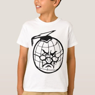Geography Teacher, globe earth world professor T-Shirt