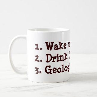 Geologist To-Do List Mug