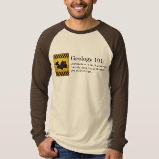 Geology 101 T-Shirt