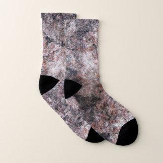 Geology Decorative Pink Rock Texture 1
