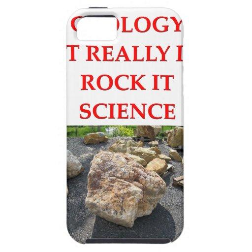 geology joke iPhone 5/5S case