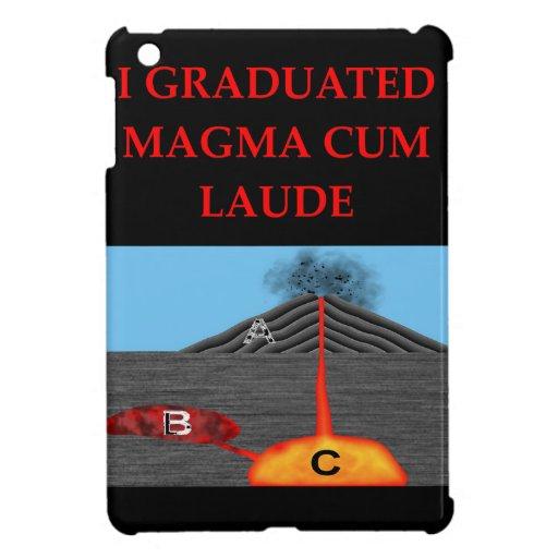 geology joke cover for the iPad mini