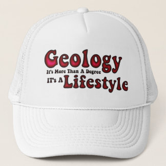 Geology Lifestyle Cap