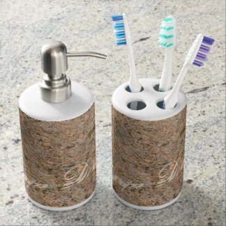 Geology Nature Photo Rock Texture any Text Toothbrush Holders