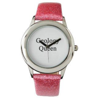 Geology Queen Watch