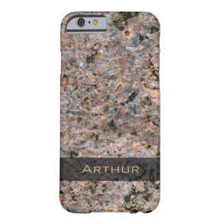 Geology Rock Texture Photo Barely There iPhone 6 Case