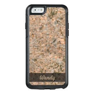 Geology Rock Texture Photo OtterBox iPhone 6/6s Case