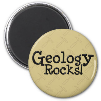 Geology Rocks! Magnet