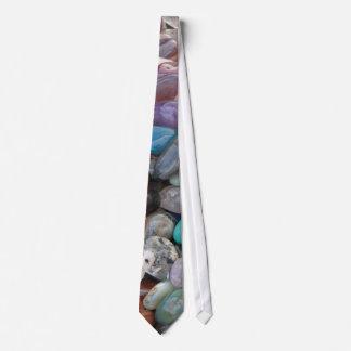 Geology Rocks! (Pile of lovely stones) Neck Tie