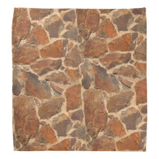 Geology Stone Wall Structure Photo Warm Golden Kerchief