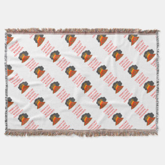 GEOLOGY THROW BLANKET