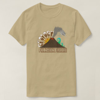 Geology Volcanic Division T-Shirt