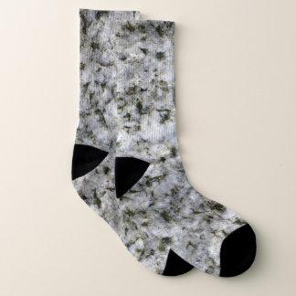 Geology White Granite Rock Texture 1
